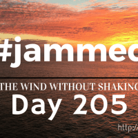 The First Chair (#jammed daily devo, day 205)