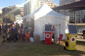 Barnados stall, Ultimo Festival 2012