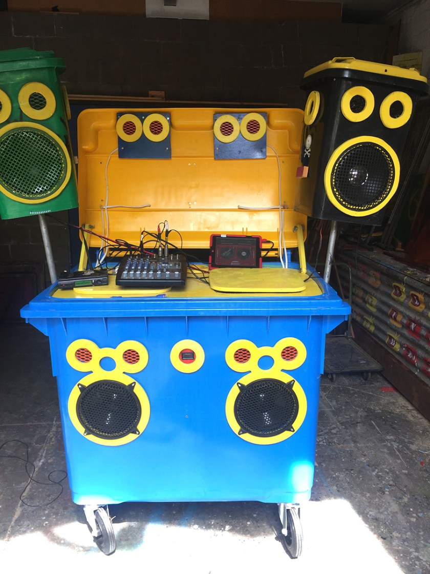 Sunny Skip Sound System