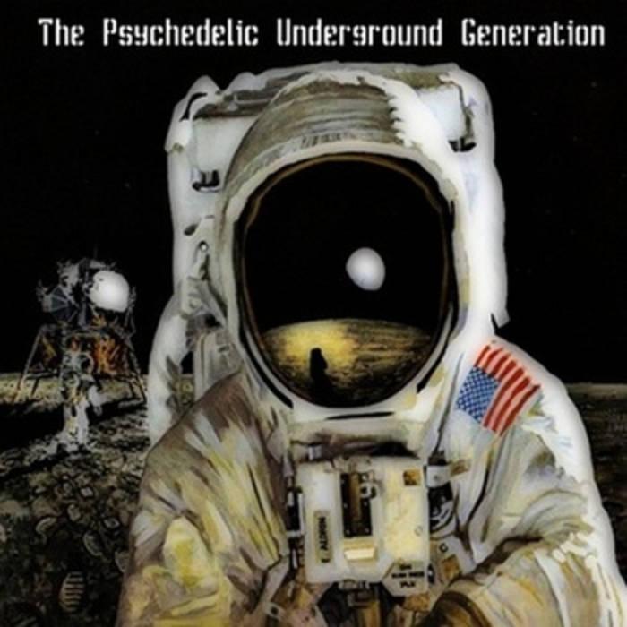 Various – The Psychedelic Underground Generation Vol.4 Garage Rock Neo Psych Music Album