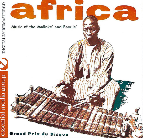 Various – Africa: Music Of The Malinké And Baoulé 50's Ivory Coast Traditional Folk Music Album Compilation