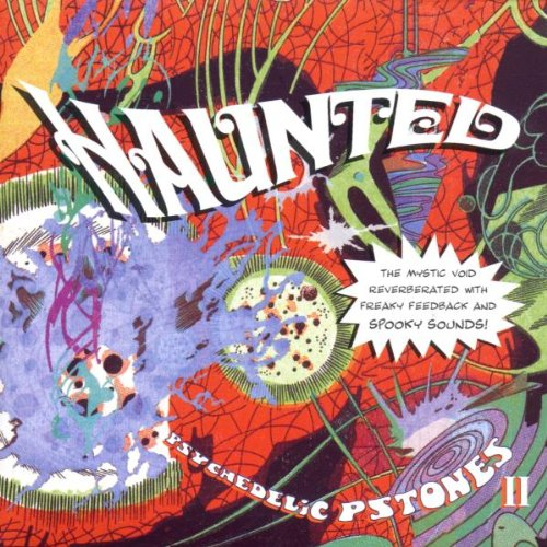 Various – Haunted (Psychedelic Pstones II) British psychedelia from 1967-1970 Music Album Compilation