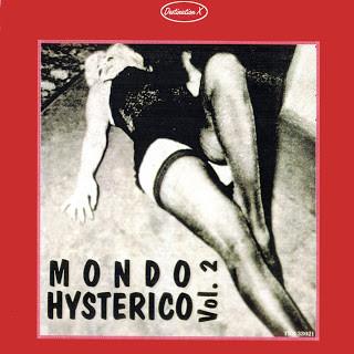 Various – Mondo Hysterico Vol. 2 :Killer 50's-60's Italian Rock & Roll,Garage,Instro Album Music Collection