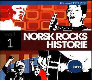 Various – Norsk Rocks Historie Vol 1 (Rock'n Roll 1958-1960) 60s Pop Norway Music Album Compilation