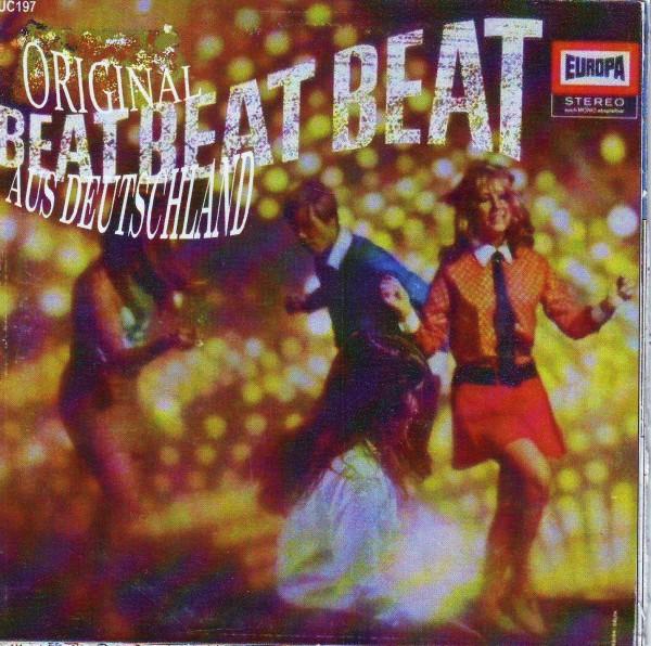 Various – Original Beat Aus Deutschland Vol.1 60's Pop Rock & Garage, Psych Shake Music Collection German