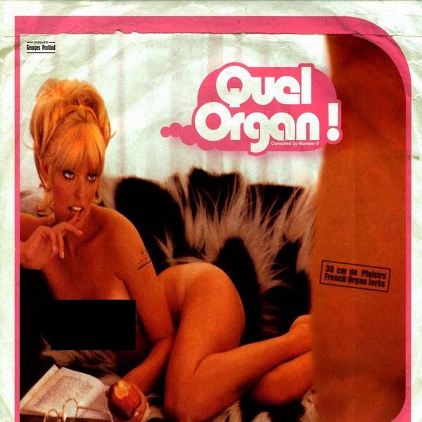 Various – Quel Organ ! 60's French Pop Rock Garage Beat Album Music Compilation