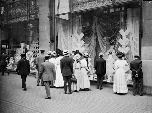 Evolution Of The Department Store