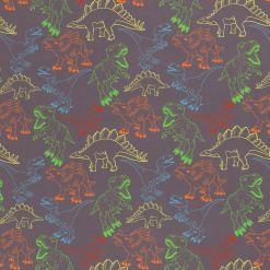 Softshell Dinosaurused tumehall
