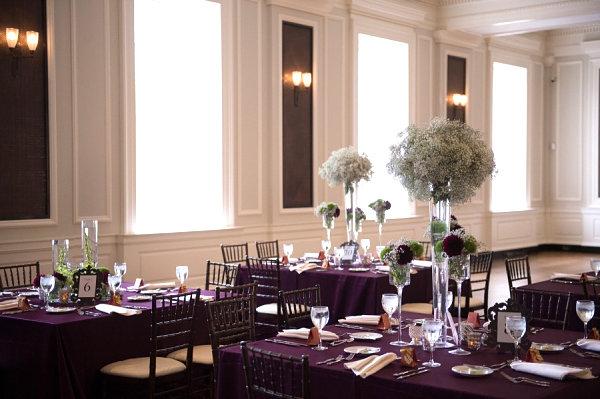 Μοναδικές ιδέες με λινά για το γαμήλιο τραπέζι2