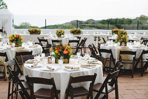 Μοναδικές ιδέες με λινά για το γαμήλιο τραπέζι6