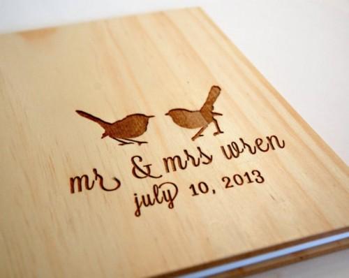 Rustic Ιδέες Γάμου Με Θέμα το Ξύλο9