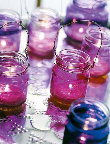 ιδέες διακόσμησης για τραπέζι με κεριά13