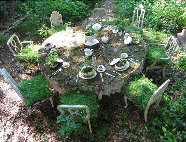 δημιουργικές ιδέες κήπου11