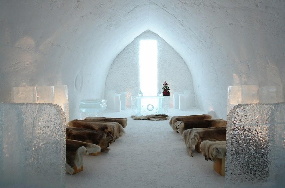 The SnowVillage Snow Hotel in Kittilä2