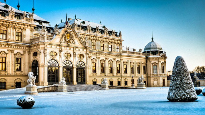 The Belvedere Palace1