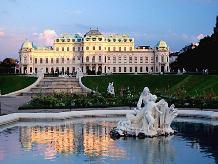 The Belvedere Palace3