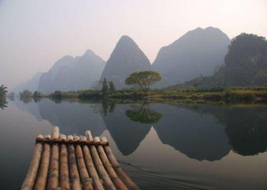 Lake of Dreams, Yuangshuo, China