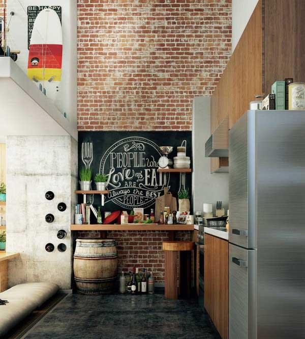 διακόσμηση τοίχου κουζίνας14