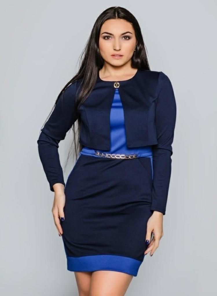 Φορέματα σε μεγάλα μεγέθη - μόδα για γυναίκες με καμπύλες27