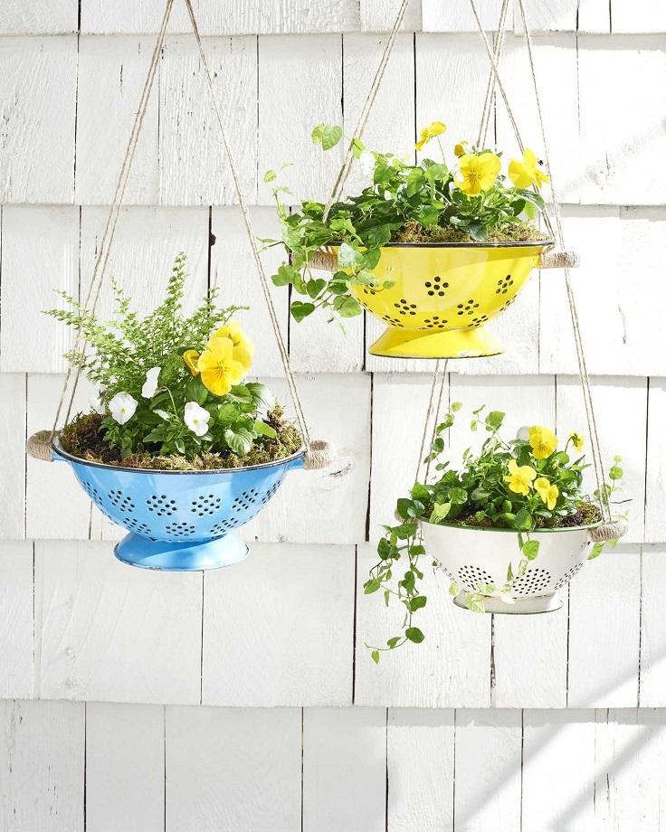 Ιδέες DIY Κάθετου κήπου2