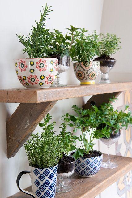 ιδέες διακόσμησης κάθετων επιφανειών με φυτά8