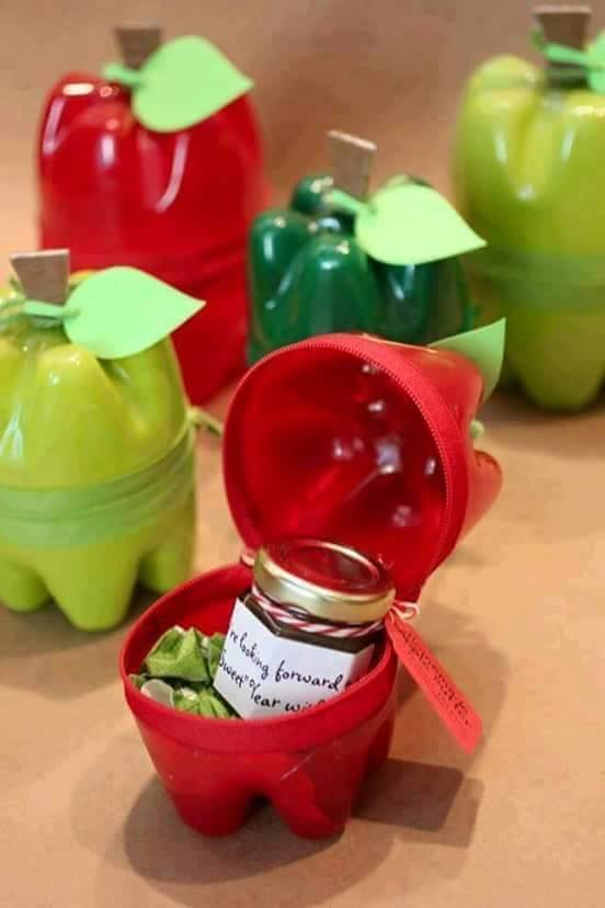diy ιδέες με πλαστικά μπουκάλια15