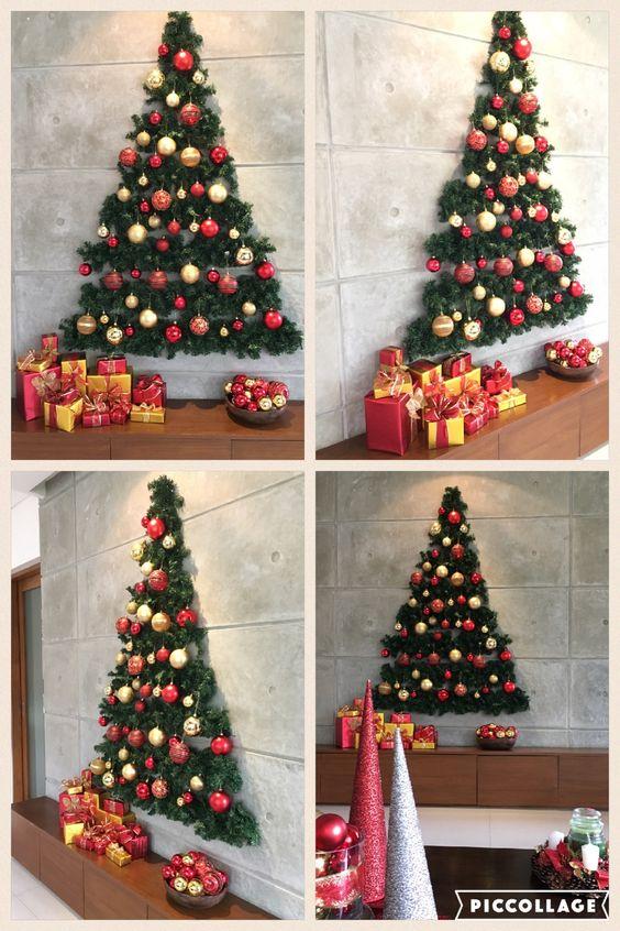 Χριστουγεννιάτικο δέντρο για μικρούς χώρους9