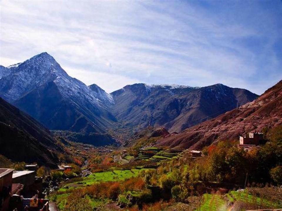 3 Valley Tour Atlas Mountains