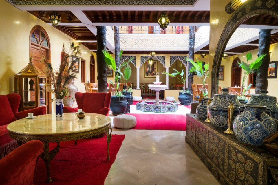spa and hamam Marrakech