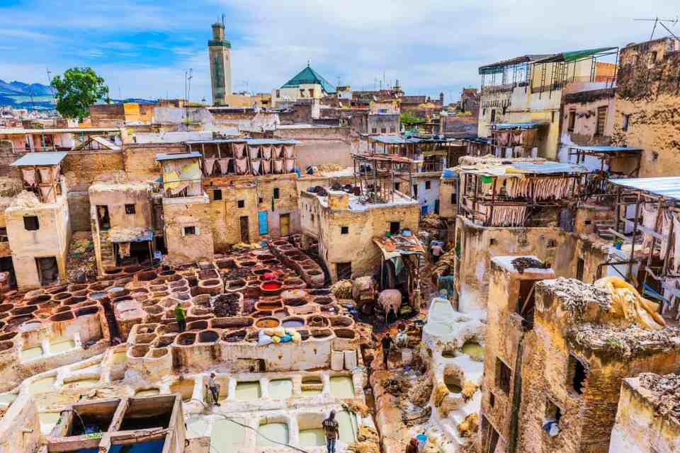 marrakech to fes desert tour luxury