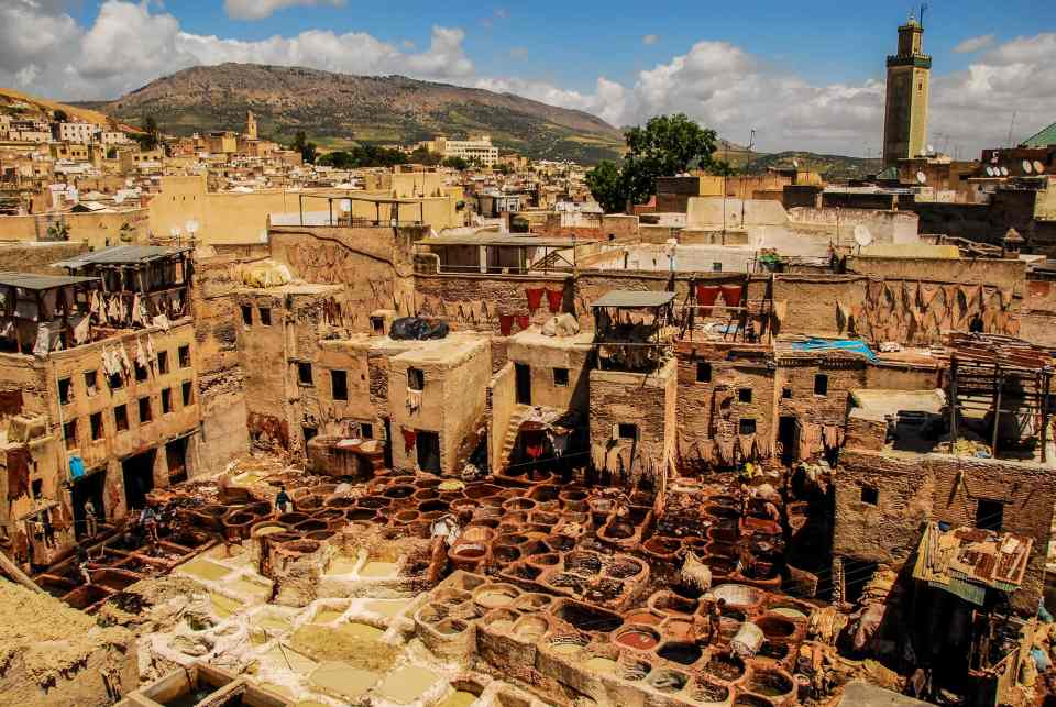 fez morocco things to do