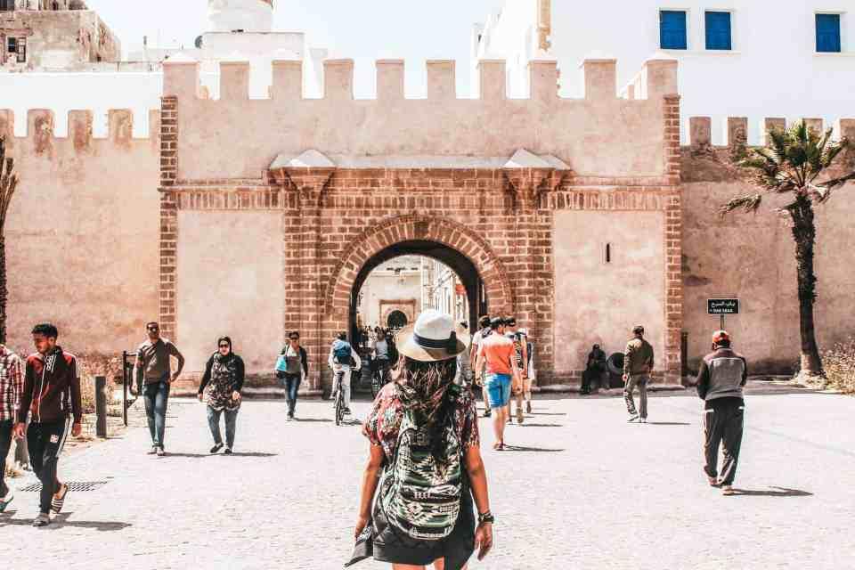 Essaouira gate