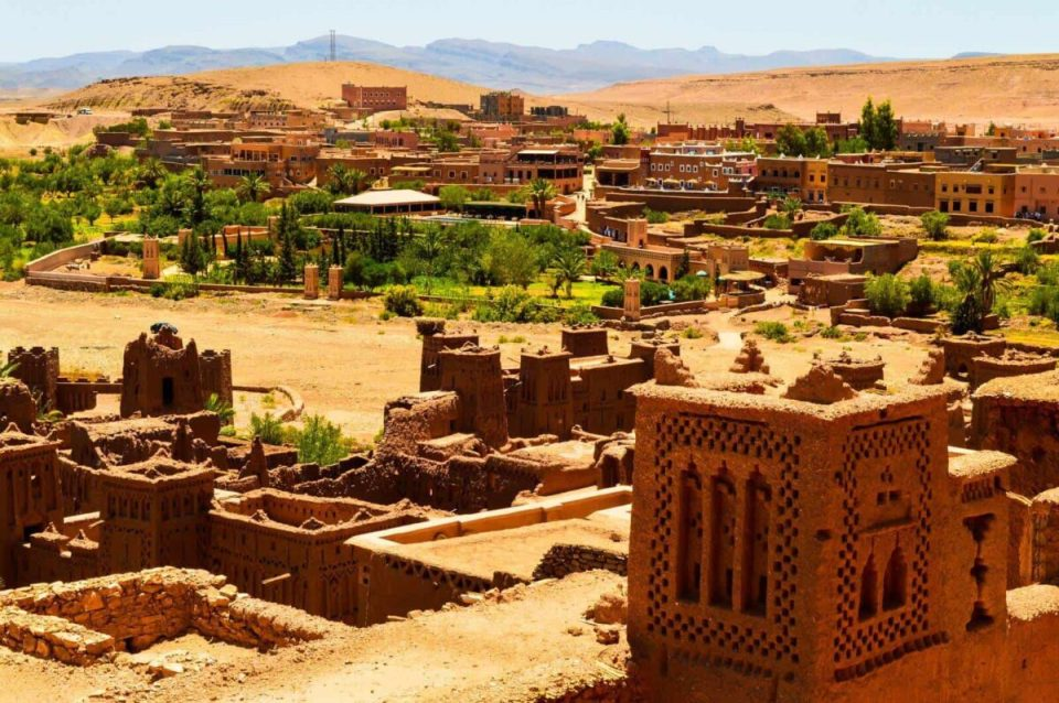 Desert Trip kasbah ait ben haddou