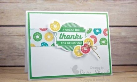 CARD:  Oh My Goodies going Bye-Bye