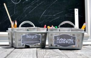homework caddy's