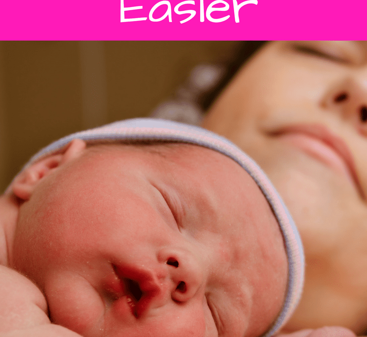 Get Ready for Baby – 7 Tasks to Complete BEFORE Baby Arrives