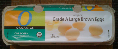 Grade A Large Brown Eggs from Free-Roaming Hens
