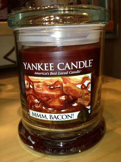 Yankee Candle Bacon
