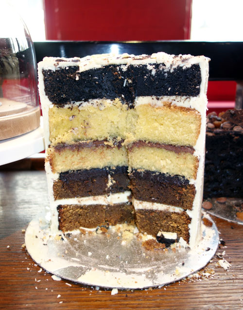Lemon Divorce Cakes