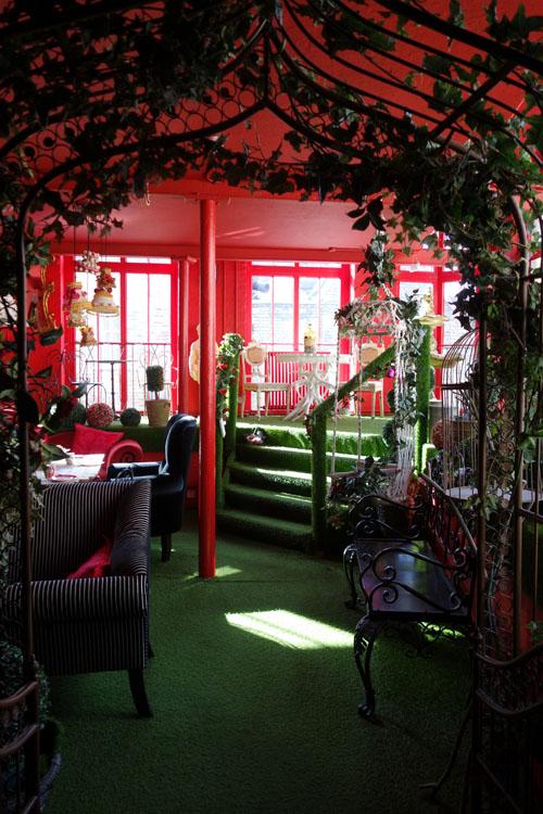 Choccywoccydoodah London Secret Room