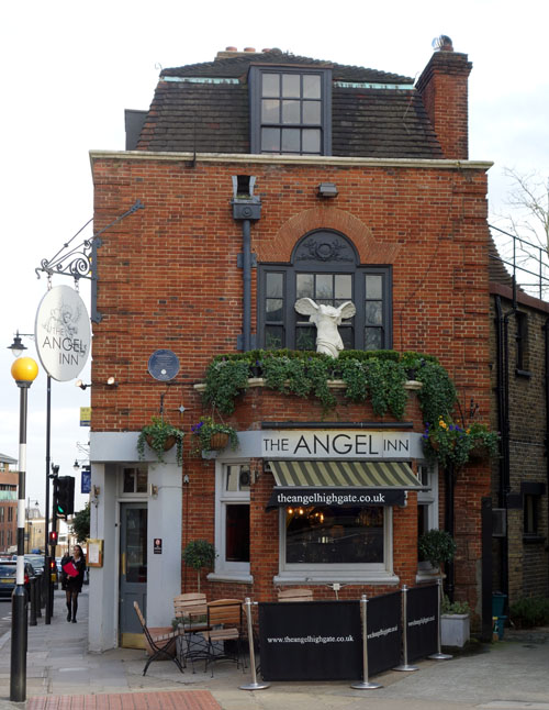 The Angel Inn Highgate