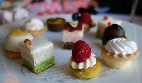 La Brasserie London Chelsea Afternoon Tea