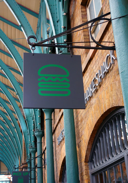 Shake Shack London Covent Garden