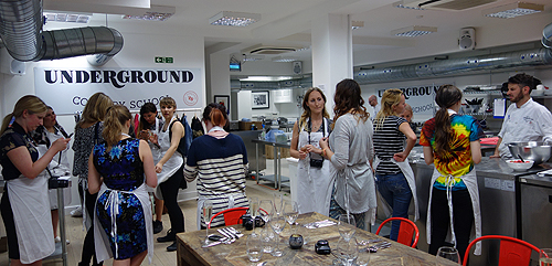 Underground Cookery School London