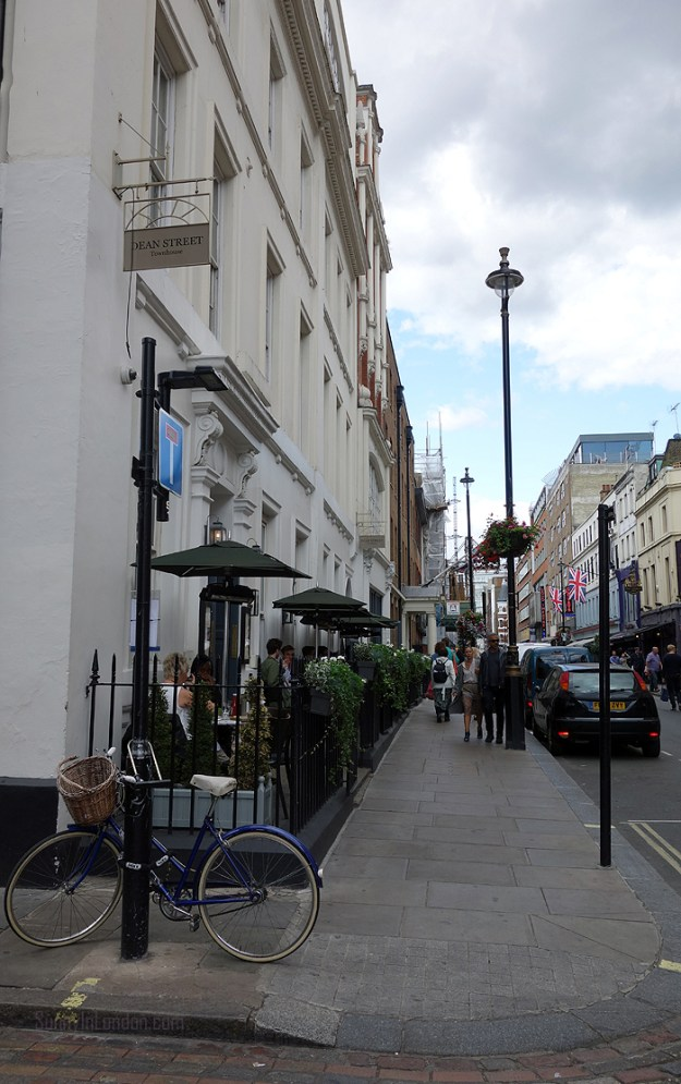 Dean Street Townhouse Review