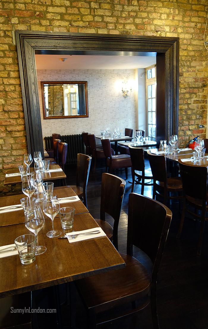 Locale italian restaurant fulham london sunny in london for Cucina italiana