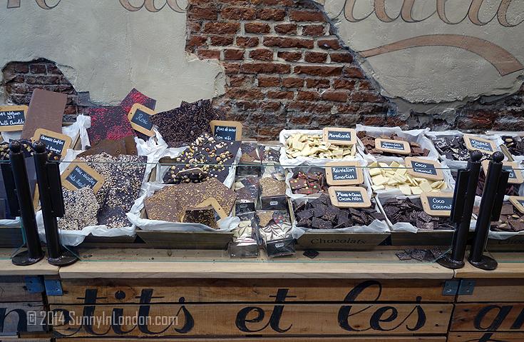 Belgian Chocolate Brussels