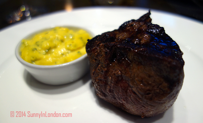 Manhattan Grill Review Canary Wharf