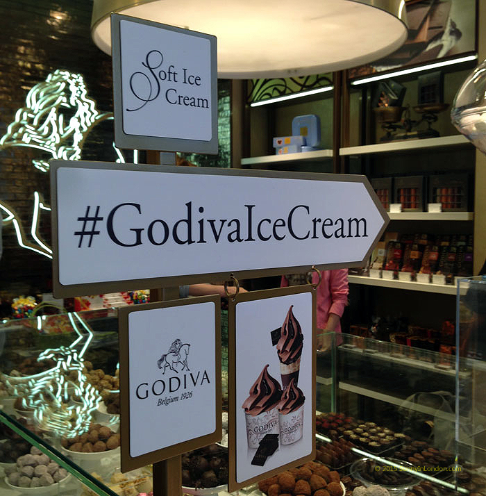 Where to Buy the Best Chocolate in London- Godiva