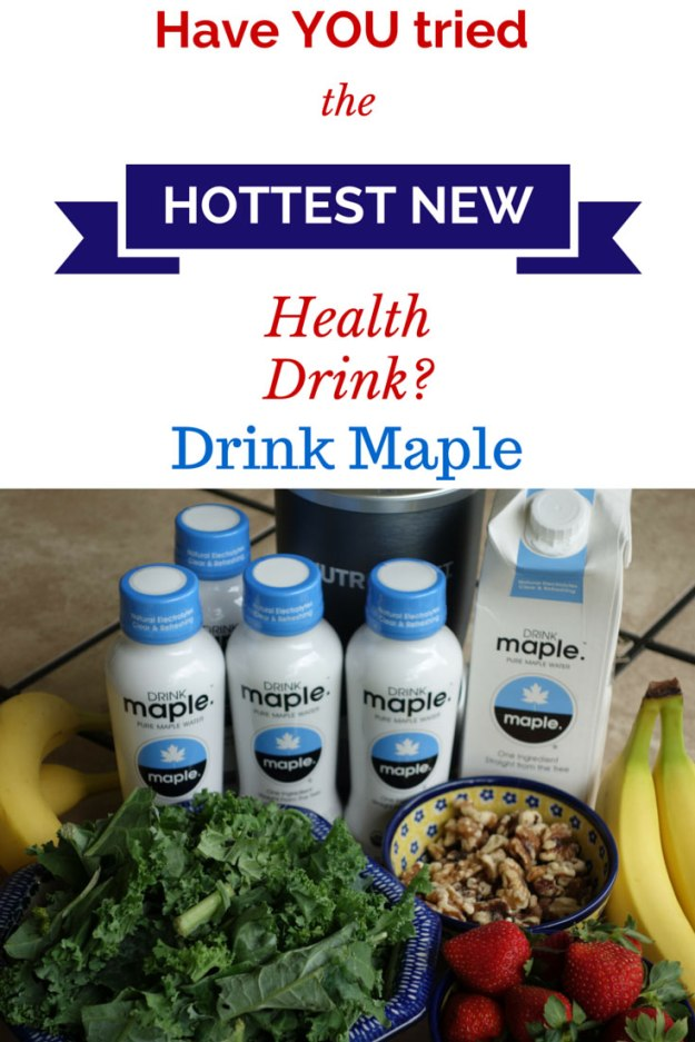 Drink Maple Water UK